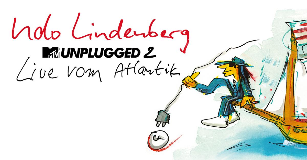 Udo Lindenberg Mtv Unplugged 2 Live Vom Atlantik